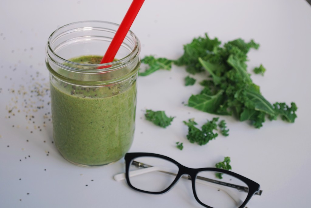 The Hipster's Smoothie