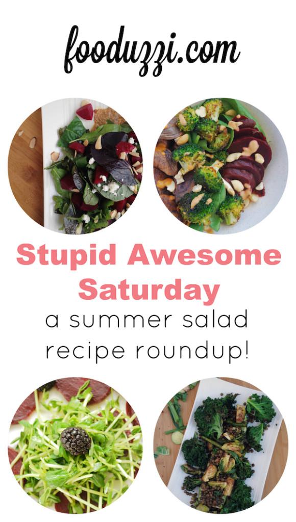 Summer Salad Recipe Roundup