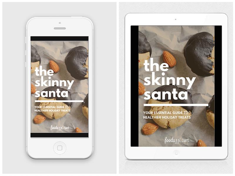The Skinny Santa eCookbook