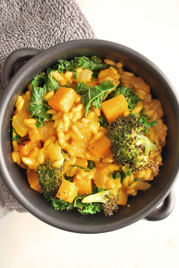 Easy Fall Vegetable RisottoFooduzzi