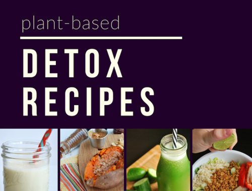 Plant-Based Detox Recipes: Get back on the bandwagon with these healthy gluten free and vegan recipes!    fooduzzi.com