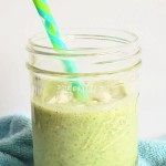 RECIPE BELOW!! My morning cup  green smoothies for dayzzzzhellip