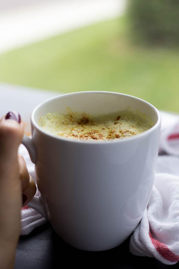 Feel Good Turmeric Latte