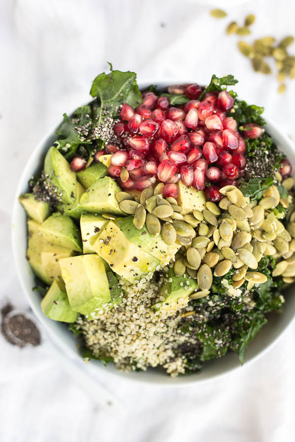Feel good superfood grain bowl fooduzzi feel good superfood grain bowl a vegan and gluten free lunch or dinner thats packed forumfinder Image collections